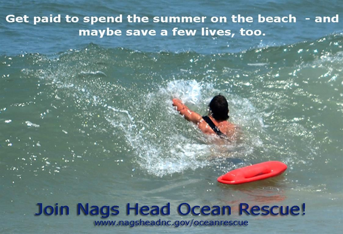 Join Nags Head Ocean Rescue