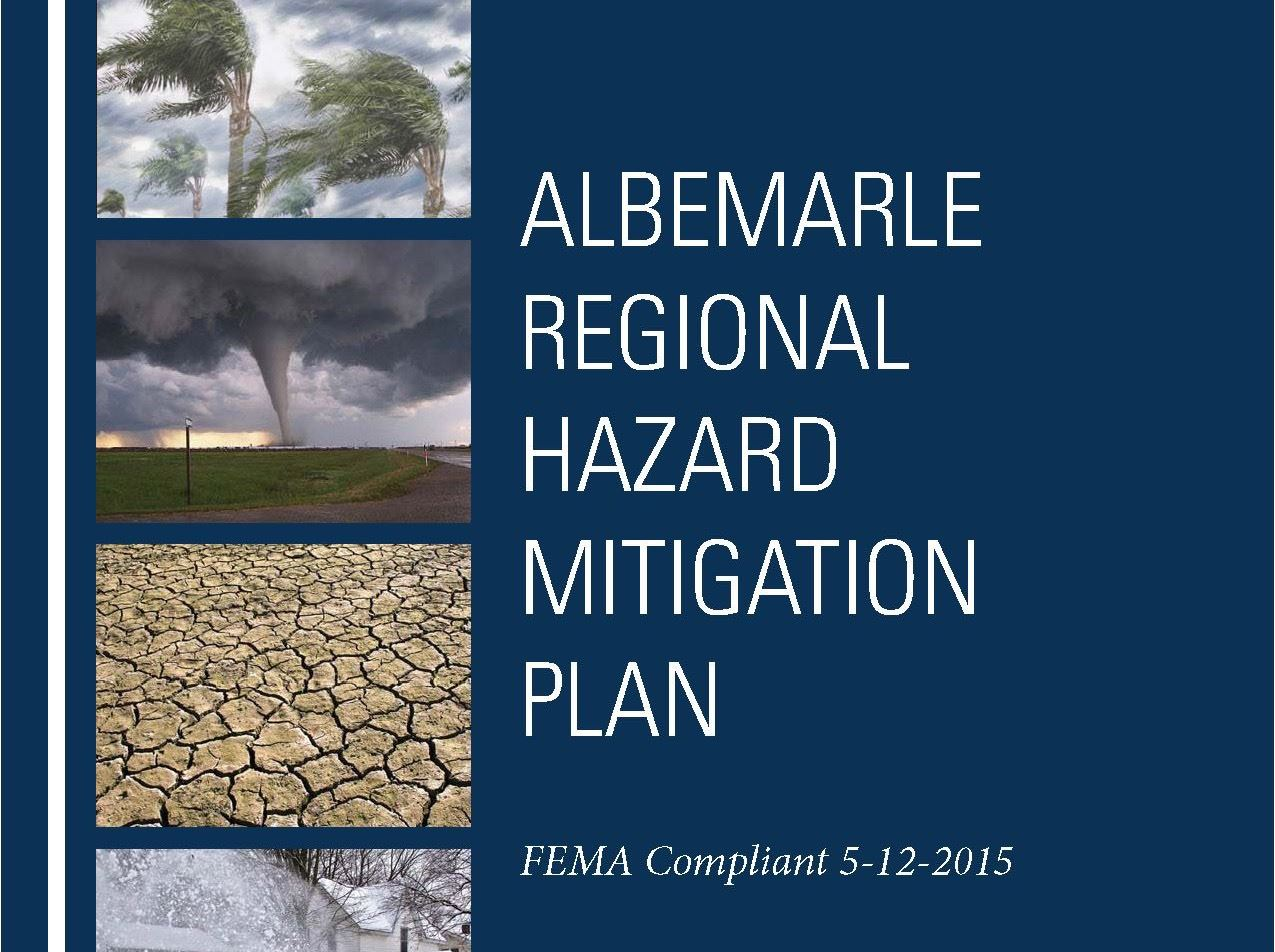 Albemarle Regional Hazard Mitigation Plan