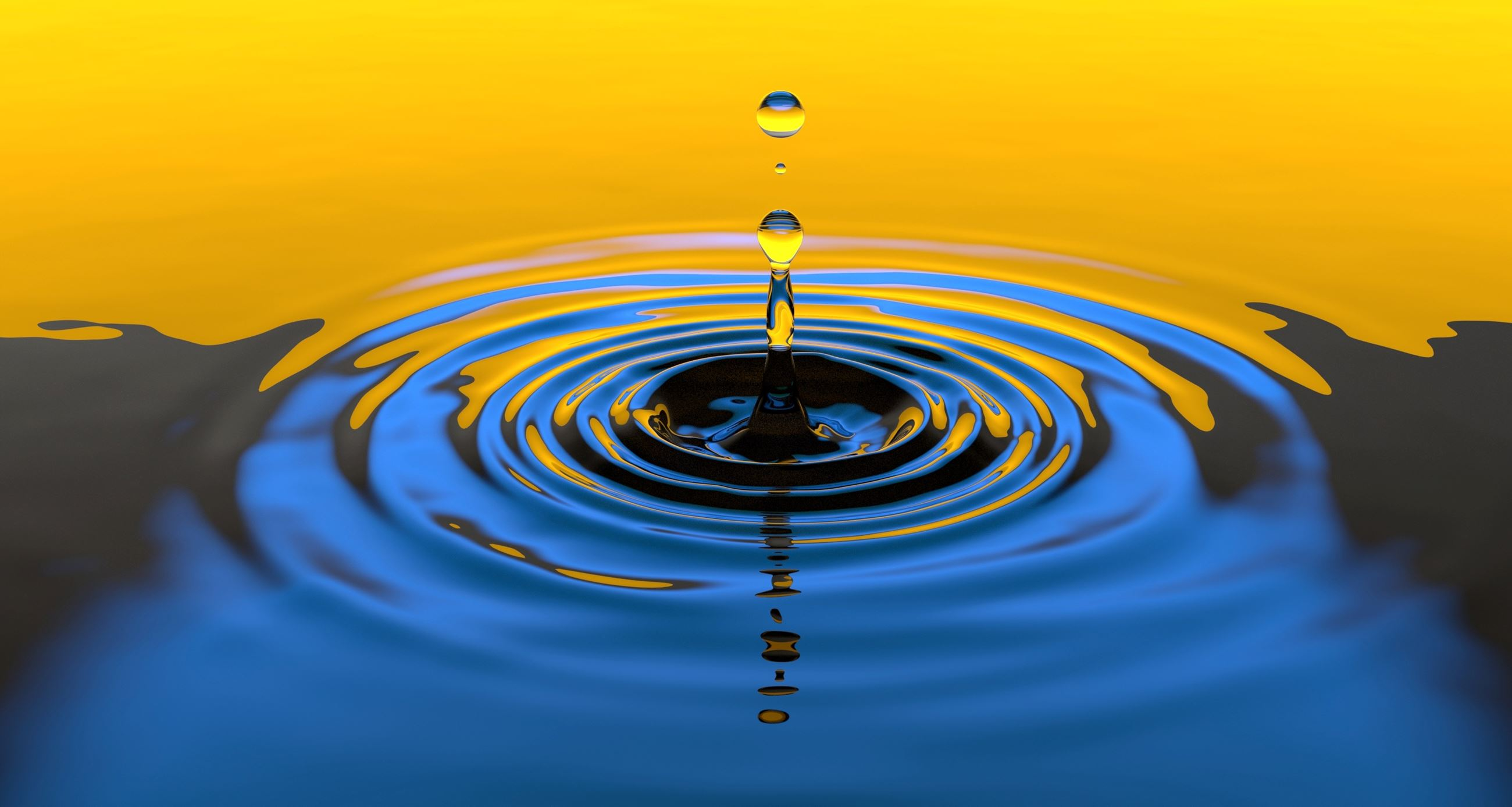 Canva - Water Drop