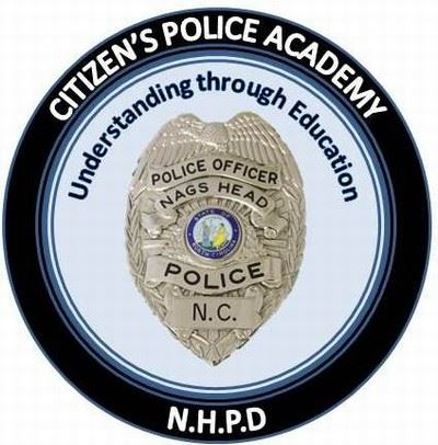 Citizen Police Academy Seal - Logo