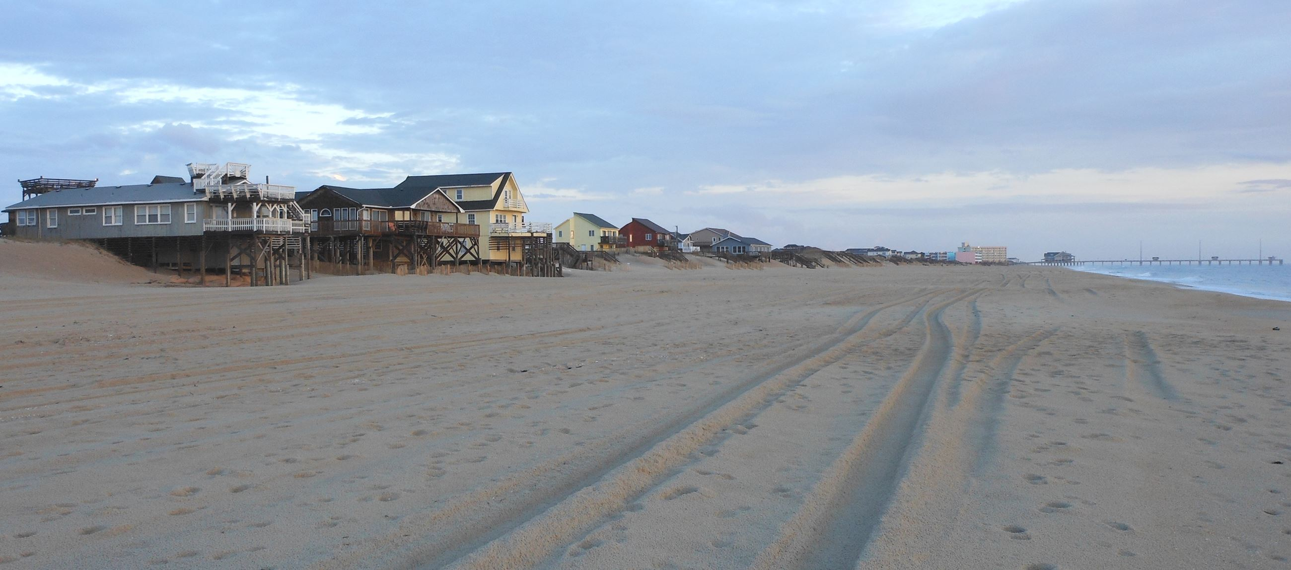 Nags Head's Beach