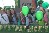 Annual St. Patrick's Day Parade in Nags Head March 15, 2020