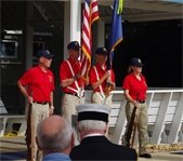 Nags Head's Veterans Day Ceremony Will Take Place on Monday, November 11, 2019 at 11 am in front of Town Hall.