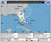 Potential Tropical Cyclone #Nine