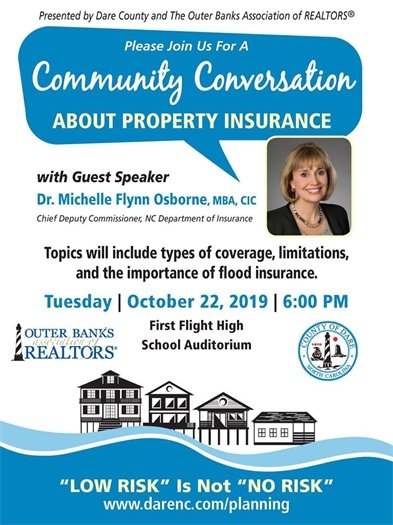 Community Conversation About Property Insurance October 22, 2019