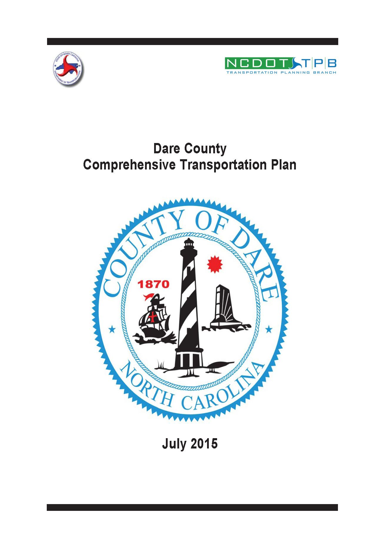 Dare County Comprehensive Transportation Plan