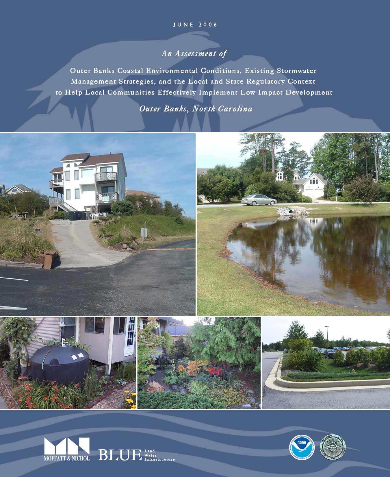 Outer Banks Hydrology Management Committee Report