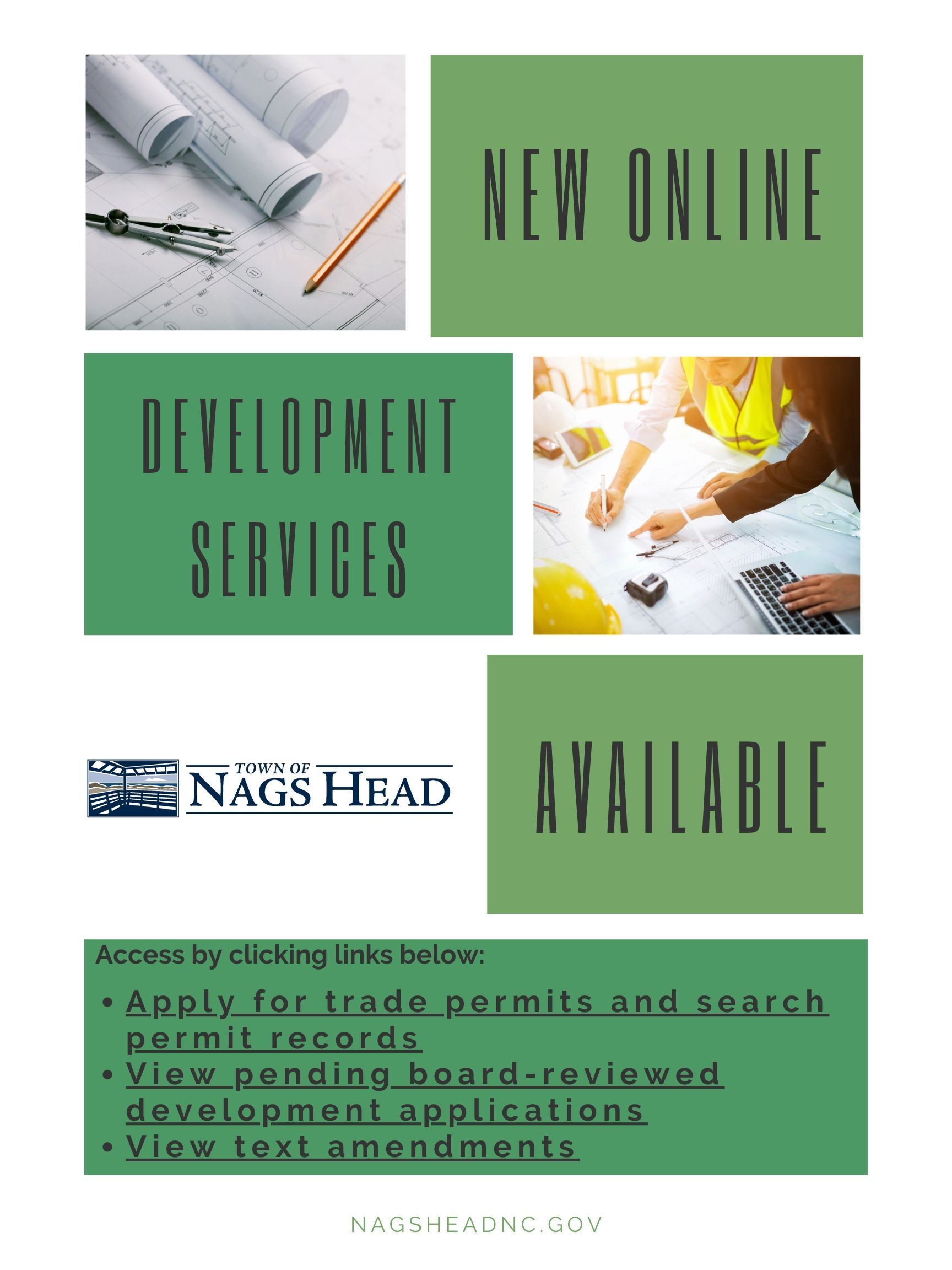 New Development Services