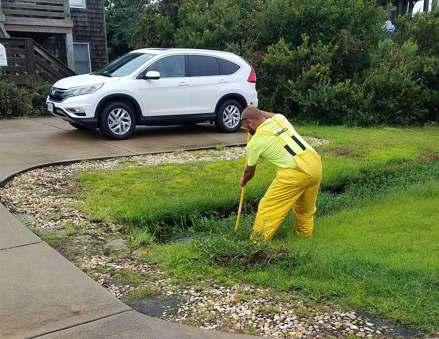 Stormwater maintenance